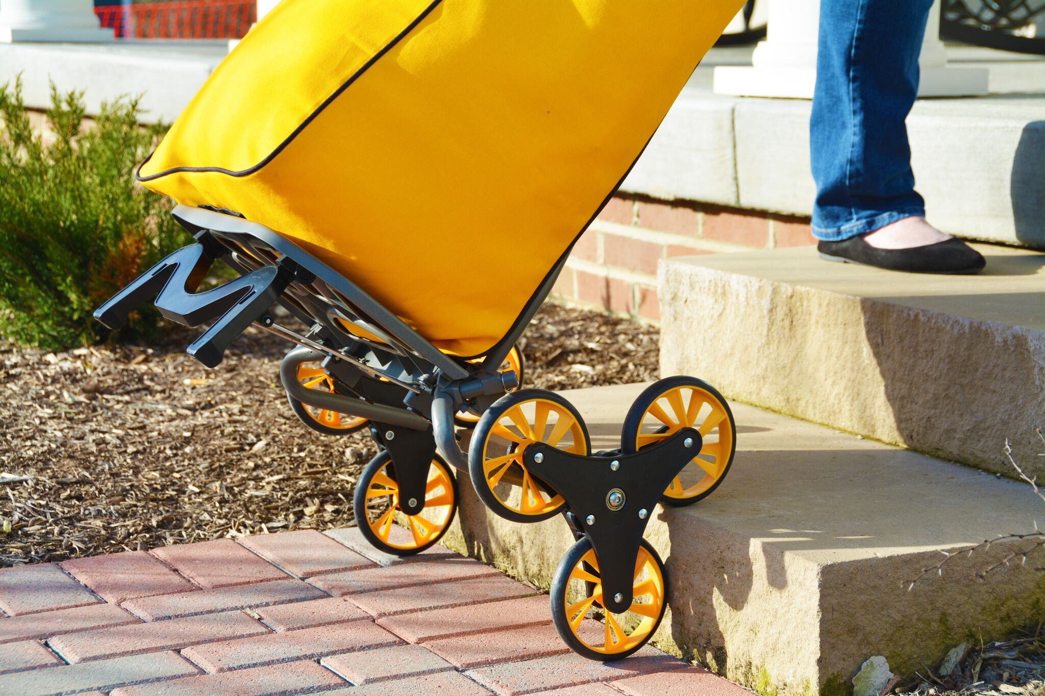 Climbing Carts