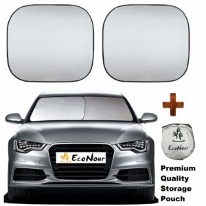 EcoNour Premium Car Windshield Sunshade