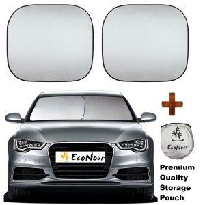 EcoNour Premium Car Windshield Sunshade