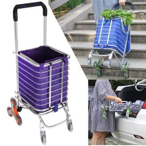 Flyerstoy Stair Climbing Utility Cart