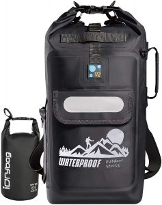 IDRYBAG Dry Bag Backpack Waterproof