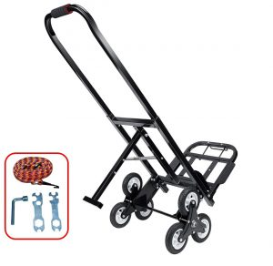 Mecete Stair Climbing Utility Cart