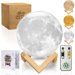 Moon Lamp Moon Light 3D Moon Lamp