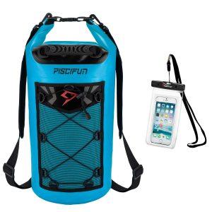 Piscifun Waterproof Floating Dry Backpack