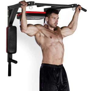Merax Wall-Mounted Pull-Up Bar