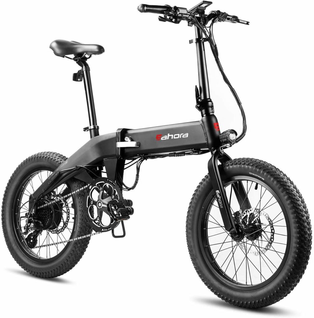 Eahora x6 20 inch folding Electric Bicycle