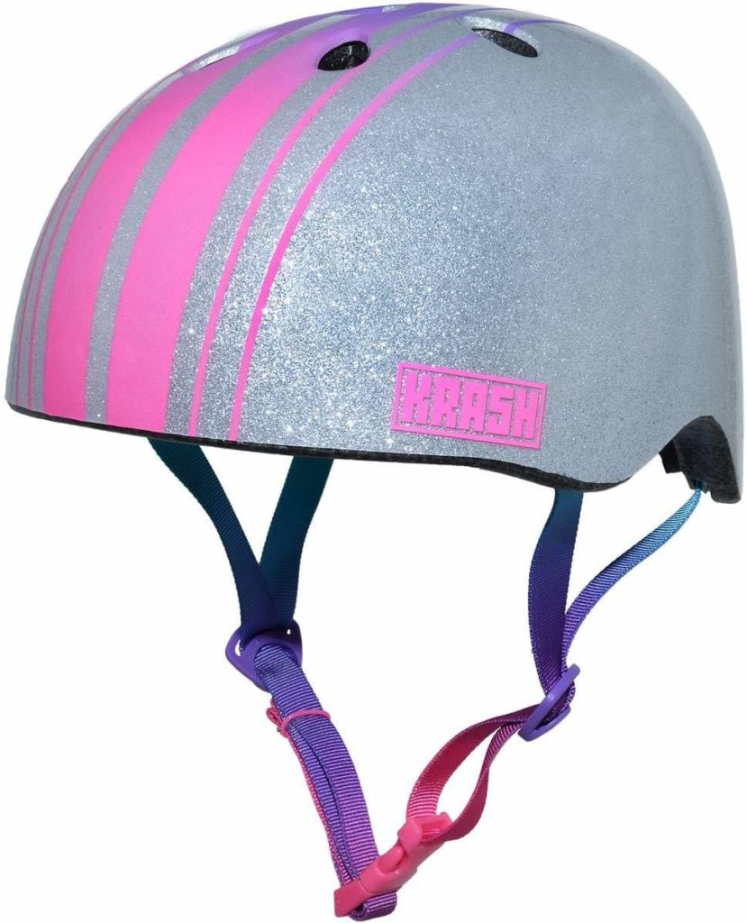 Krash Youth Bike Helmets Girls