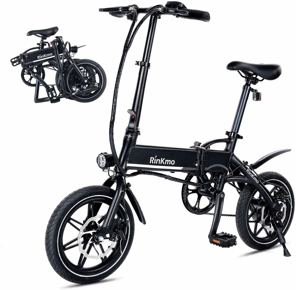 RINKMO FEB-S1 Folding Electric Bike