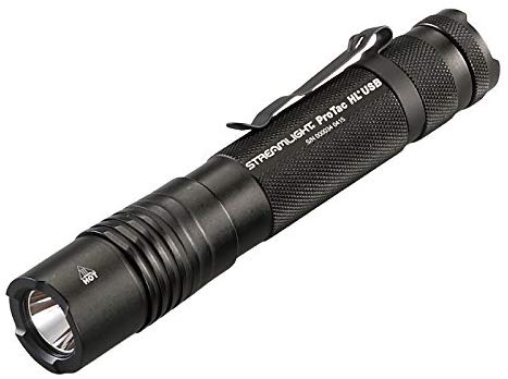 Streamlight 88052 ProTac HL USB 850 Lumen Professional Tactical Flashlight