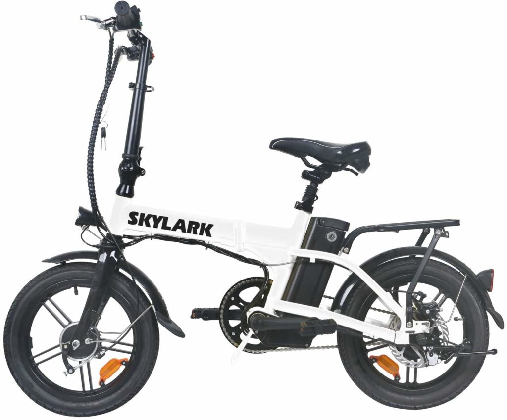 Trekpower Folding Electric Bike