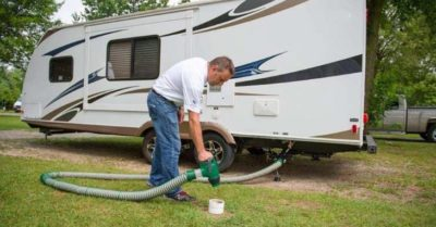 Best RV Sewer Hoses