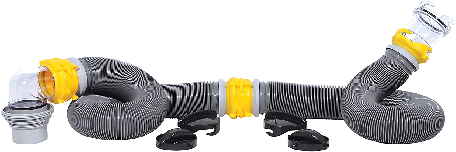 Camco 39658 Deluxe 20' Swivel Ready to Use Kit Complete