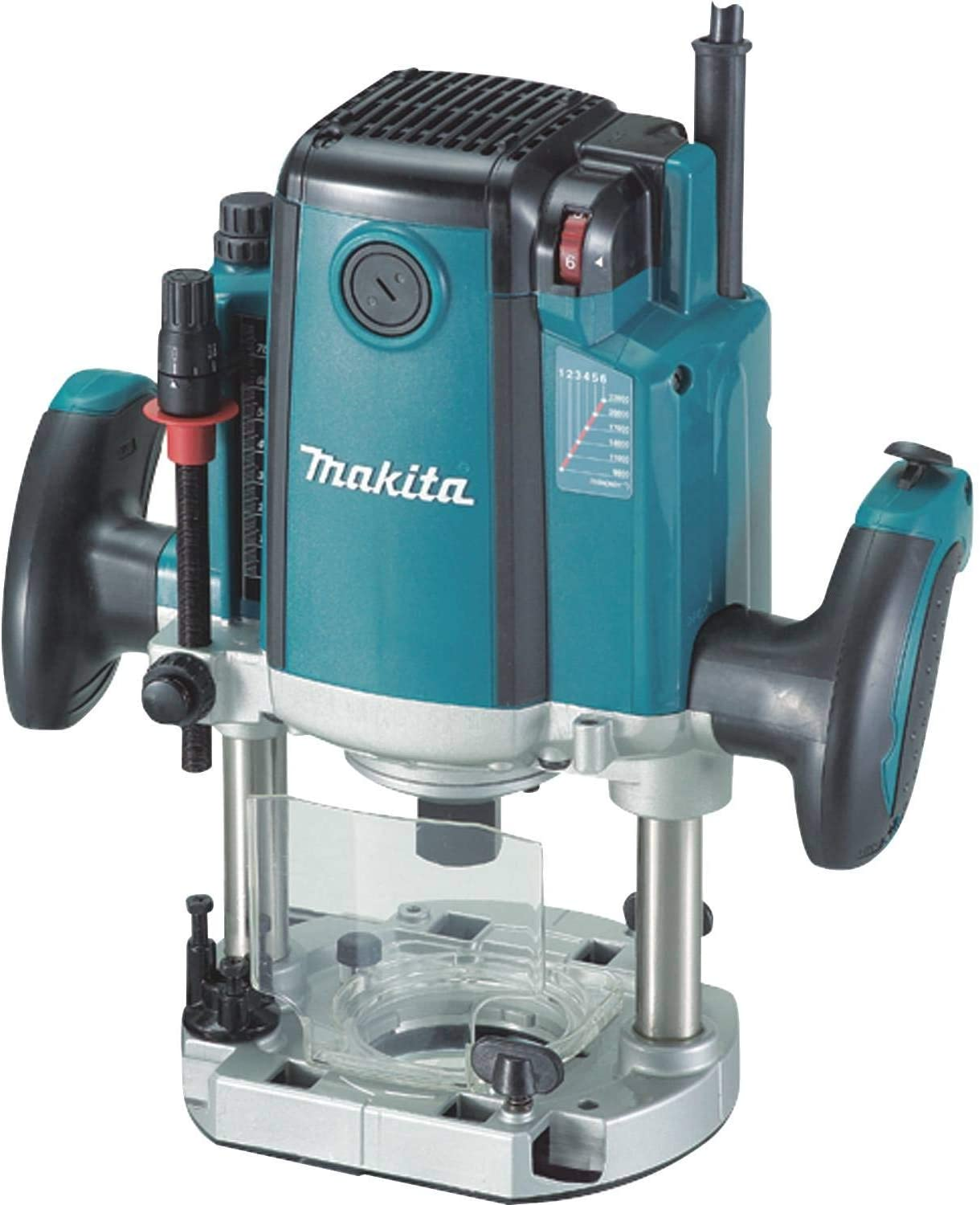 HP Plunge Router by Makita