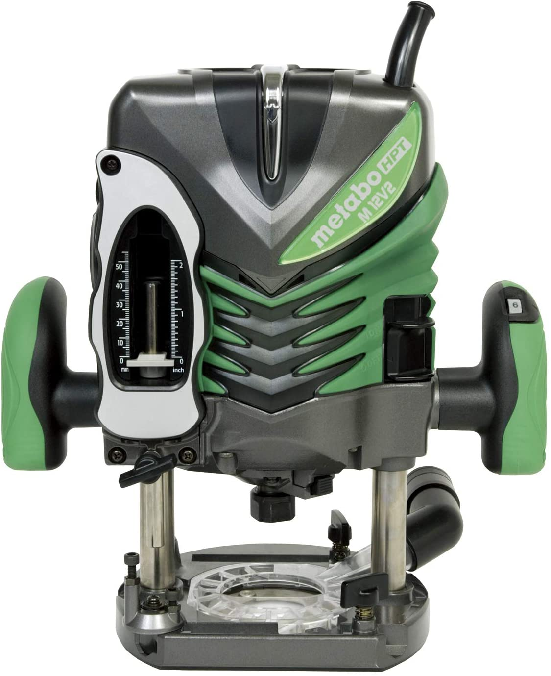 Metabo HPT M12V2 Speed Plunge Router