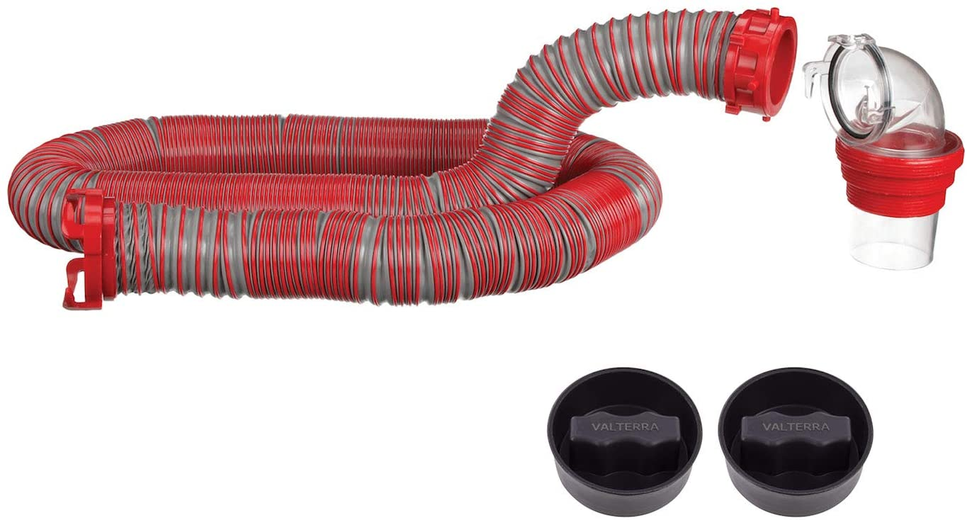 Viper 15-Foot RV Sewer Hose Kit
