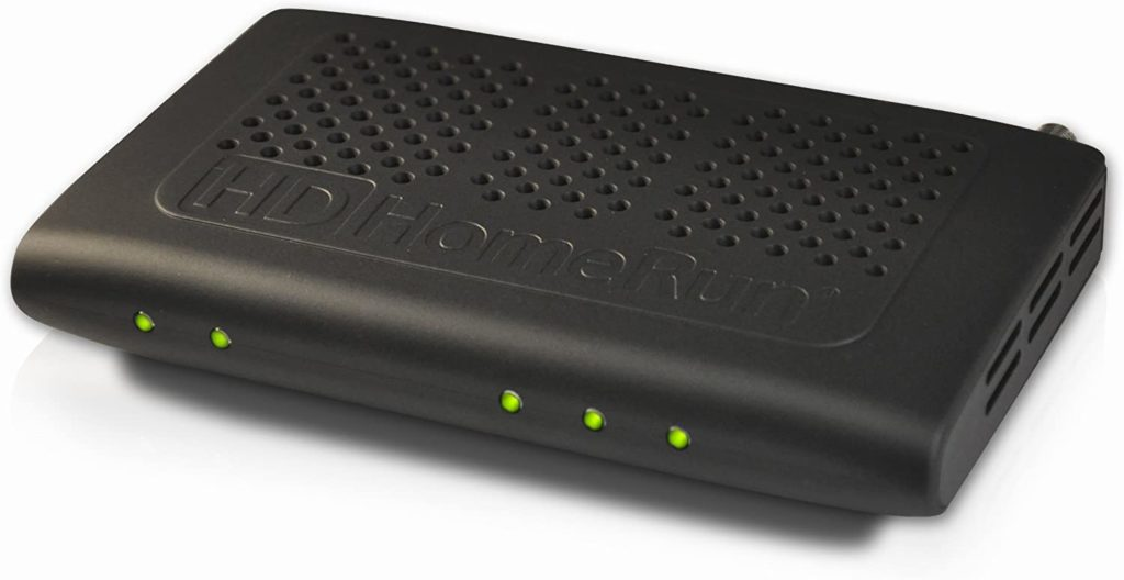 SiliconDust HDHomeRun PRIME Cable HDTV