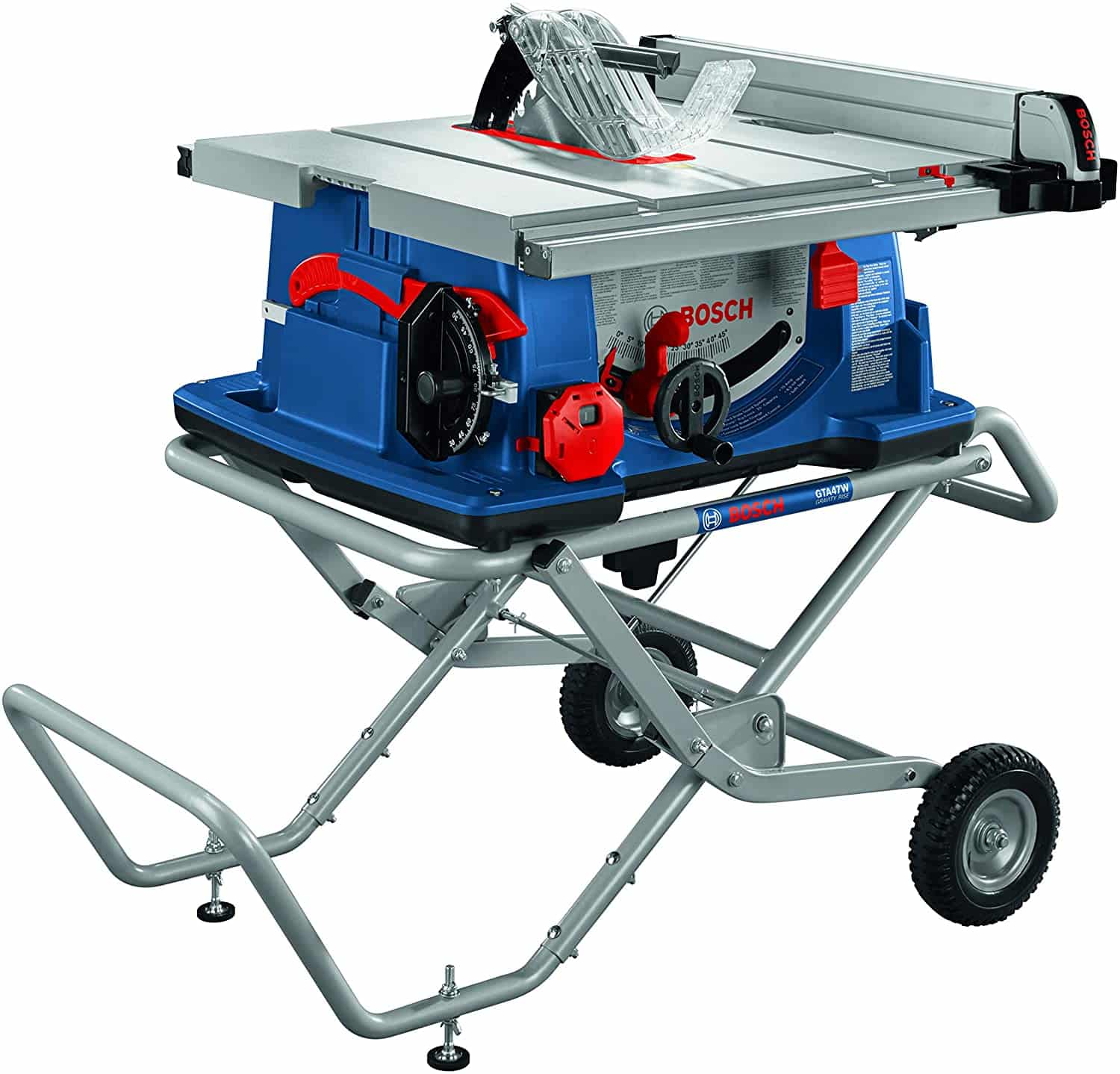 BOSCH 10 In. Worksite Table Saw