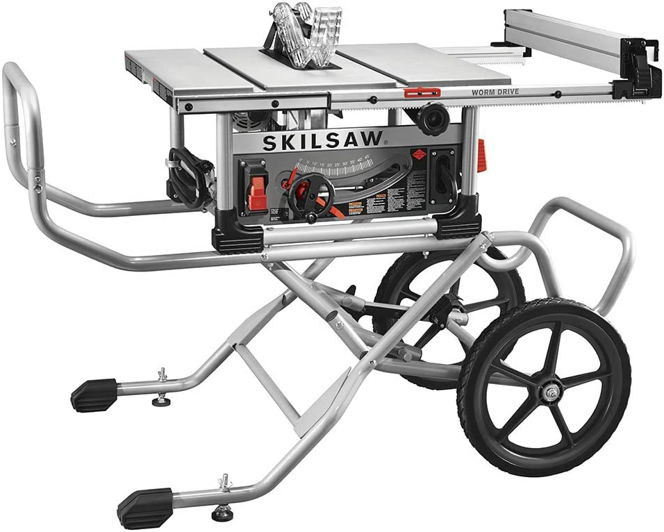 SKILSAW 10In. Heavy Duty Worm Drive Table Saw